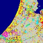 Cellular Automata ontwikkeling grondgebruik Randstad