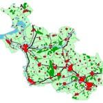 Topografie van Overijssel
